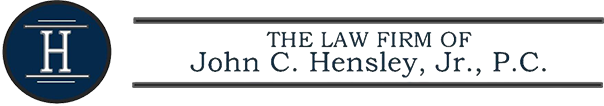 The Law Firm of John C. Hensley, Jr., P.C. logo